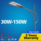 Alumbrado público de la lámpara los 7m LED de RoHS 230V 4500k 40W del Ce