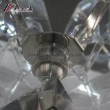 De creatieve Staand lamp van het Blad van het Ontwerp Acryl voor Woonkamer