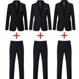 カスタマイズされた最新の方法貿易保証デザイナースーツの人