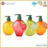 Формы плодоовощ Washami мытье руки жидкостного мыла запаха милой хорошее