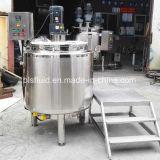 El tanque de fusión del chocolate de la chaqueta de China 500L con el mezclador