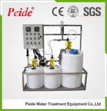 كيميائيّة يجرب نظامة لأنّ ماء صناعيّة