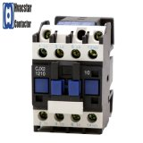 Cjx2-1210 380V magnetischer Wechselstrom-Kontaktgeber-industrieller elektromagnetischer Kontaktgeber