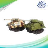 Pluma mágica del tanque del juguete del ejército que drena los mini juguetes inductivos del coche para los cabritos