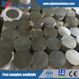 Folha de círculo de alumínio para o Cookware (1050, 1060, 1100, 3003)
