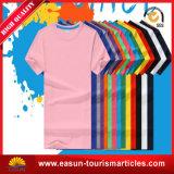 T-shirt bon marché de garçon de T-shirt avec le T-shirt de Byc de prix de gros