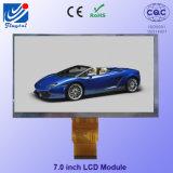 "индикация 7 "" TFT LCD с 800 (RGB) X480 штырями разрешения 60"