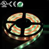 Kontrollierbarer flexibler LED-Streifen mit programmierter IS
