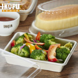 Venta al por mayor Biodegradable Desechables Sugarcane Bagasse Soup Bowl