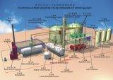 Distilleria residua della raffineria di petrolio/linea di produzione