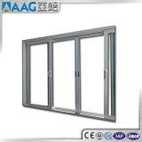 Precio competitivo que resbala la ventana de aluminio con As2047 aprobado