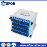 Ribbon Bare Fiber Splitter 1: 32 Optical Fiber PLC Splitter Price