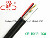 Fig8 Telefonkabel-/Computer-Kabel-Daten-Kabel-Kommunikations-Kabel