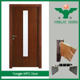 2017new puerta del PVC del diseño WPC