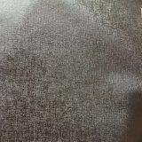 Tela de cuero para los zapatos Hx-B1785 de los bolsos