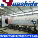 Ligne isolante thermique d'extrusion de pipe de jupe de HDPE (500-960mm)