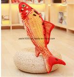 Pescados rellenos felpa colorida caliente del juguete de la venta