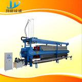 Imprensa de filtro automática com controle do PLC