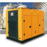 Diesel fija tornillo compresor de aire para / de perforación de pozos / pizarra de perforación / exploración de petróleo / voladura Industrias / Caminos y Puentes