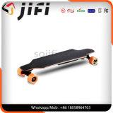 두 배 모터 전기 스케이트 Longboard, 원격 제어를 가진 전기 Longboard