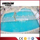 Draagbaar assembleer het Stadium van het Flintglas van het Zwembad