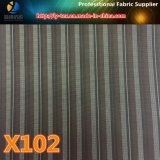 Più nuovo tessuto dell'indumento della banda tinto filato all'ingrosso, nessun MOQ. (X101-103)