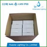 높은 밝은 3200lm 동위 56 LED 가벼운 수영풀 빛 IP68 수영풀 LED 빛