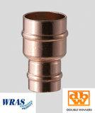 22 x 15mm Lötmittel-Ring-kupferne reduzierende Kupplung