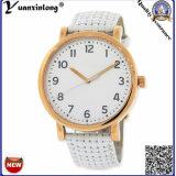 Dress Yxl-301 선전용 숙녀 시계 석영 형식 가죽 숙녀 손목 시계 OEM 단순한 설계 최신 여자 시계 시계