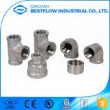 l'accessorio per tubi avvitato dell'acciaio inossidabile 150lbs 90 gradi riduce il gomito