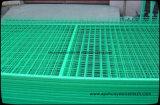 PVC는 정원 검술을%s 직류 전기를 통한 용접한 철망사를 입혔다