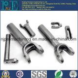 O ISO 9001 passou a conexão Rod do aço de forjamento da elevada precisão