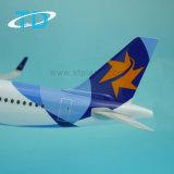 A320neo Israir 1/100 37.6cm wie Flugzeug-Geschenk-Fläche-Modell