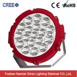 Luz inoxidable del trabajo de los corchetes 180W Hyperspot 4D LED del sólido 316 (GT1015-180W)