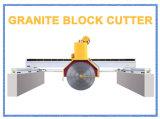 10 лезвий облицовывают машину для блоков гранита вырезывания в слябы