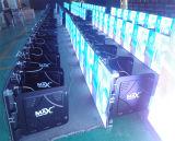 Im Freien farbenreiche bekanntmachende Bildschirmanzeige LED-P10