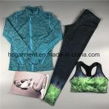 Sports 착용 한 벌  , Gym 착용 한 벌, Women 옷, 살짝 미는 한 벌