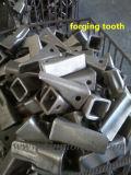Зубы ведра землечерпалки куя не бросать для машины конструкции и минируя оборудований