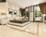 Mattonelle di marmo 81002 del granito della porcellana delle mattonelle del pavimento non tappezzato della pietra della decorazione del materiale da costruzione del marmo delle mattonelle