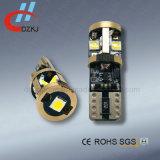 Ampoule de bonne qualité de T10 9SMD 3.24W Canbus DEL pour tout le véhicule