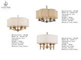 대중적인 형식 펀던트 램프 샹들리에 (SL2060-6B)