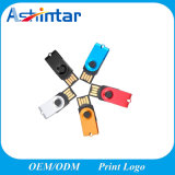 Mini USB3.0 Swivel USB Memory Stick Plastic USB Pendrive