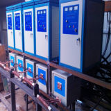 Производственная линия Rebar с подогревателем отжига индукции IGBT
