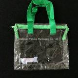 Modèle matériel de PVC Fastion d'achats colorés