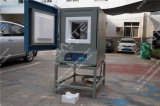 Four à moufle de traitement thermique de laboratoire jusqu'à 1300centigrade