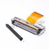 Mecanismo PT723f (Fujitsu FPT638MCL101/103 de la impresora térmica de 3 pulgadas compatible)