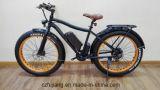 26 bicyclette de montagne de pouce 500With750W E avec le gros pneu