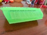 O OEM personaliza a caixa plástica usada micrôonda de silicone de Platnum