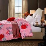 Фабрики оптовая гостиницы ферзя размера гусына одеяла утки Duvet вниз