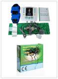 Massager electrónico del pulso de la venta de fábrica de la acupuntura caliente del precio con la calefacción de Funciton